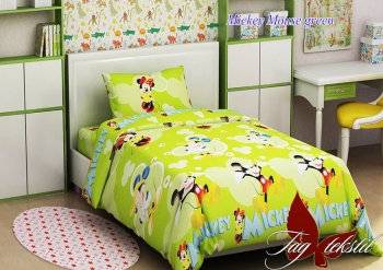 Mickey Mouse green